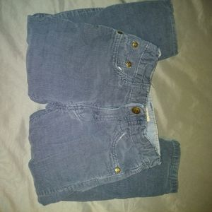 Boys jean shorts and pants